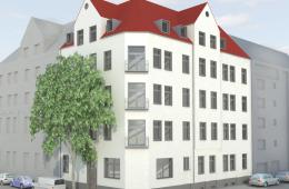 Große Pfahlstraße 9 in Hannover/Oststadt